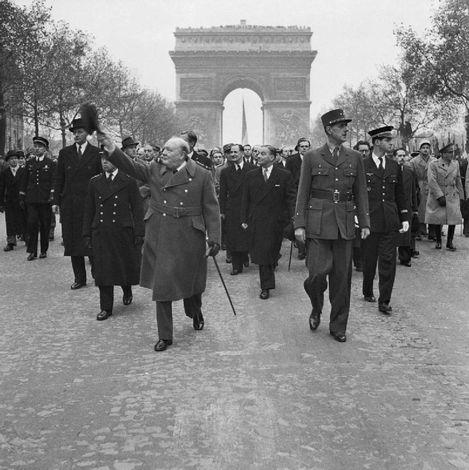 8 Mai : victoire de 1945