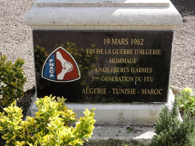 19 Mars : cessez le feu en Algérie
