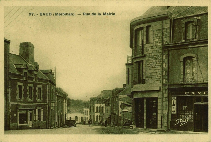 Histoire de Baud