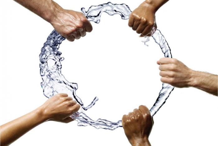 L'eau à Baud