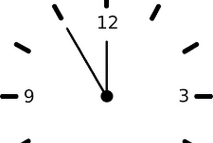 Horaires des services
