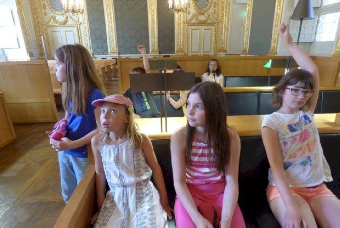 Au parlement de bretagne
