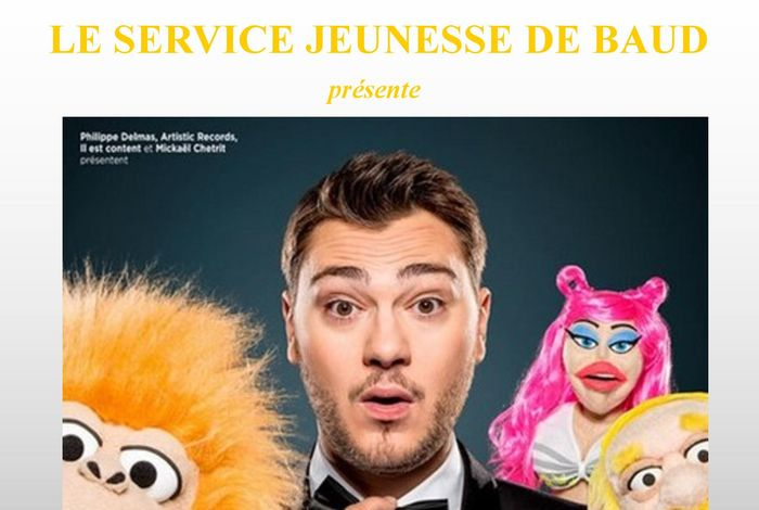 Spectacle de Jeff Panacloc