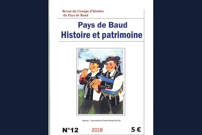Nouvelle revue du groupe Histoire et Patrimoine