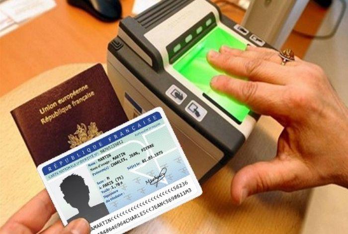 Carte d'identité – Passeports