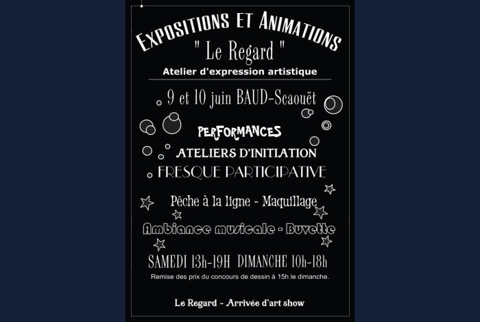 Exposition Atelier Le Regard