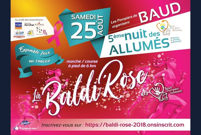 Baldi Rose – Nuit des Allumés