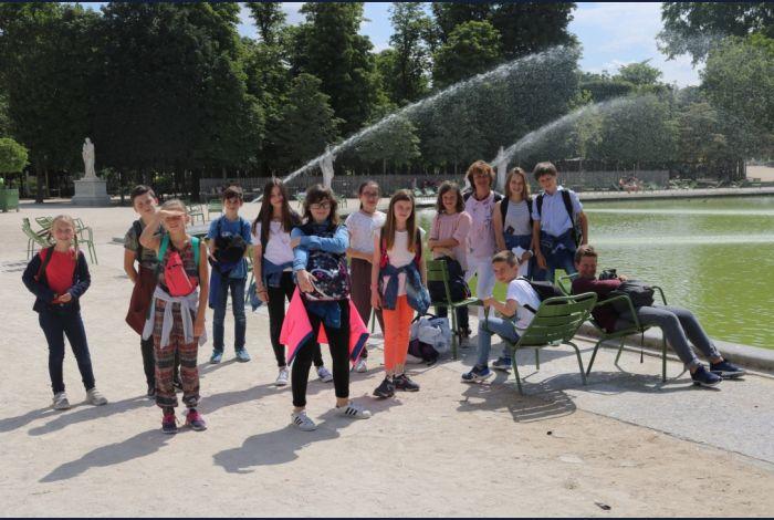 5. Pause fraîcheur dans le Jardin des Tuileries