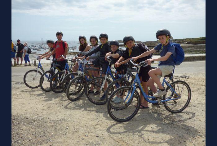 Sorties de l'été du Service Jeunesse