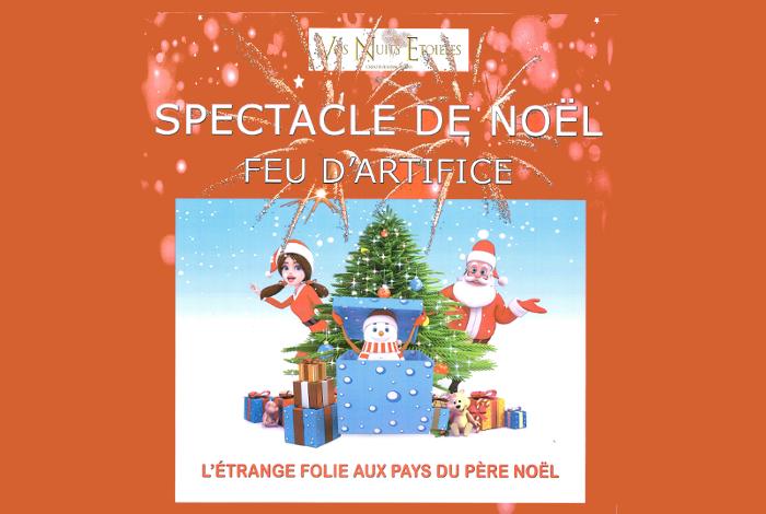 Conte pyrotechnique de Noël
