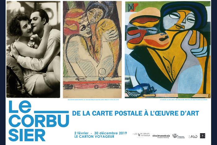 Nouvelle exposition au Quatro : le Corbusier avant le Corbusier