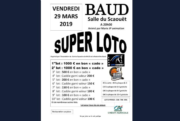 Loto du Basket Bro Baod