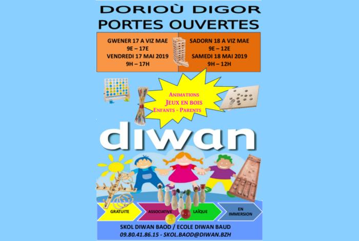 Portes Ouvertes École Diwan