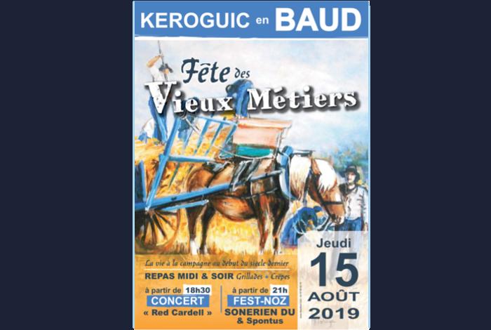 Fête des Vieux Métiers de Kéroguic
