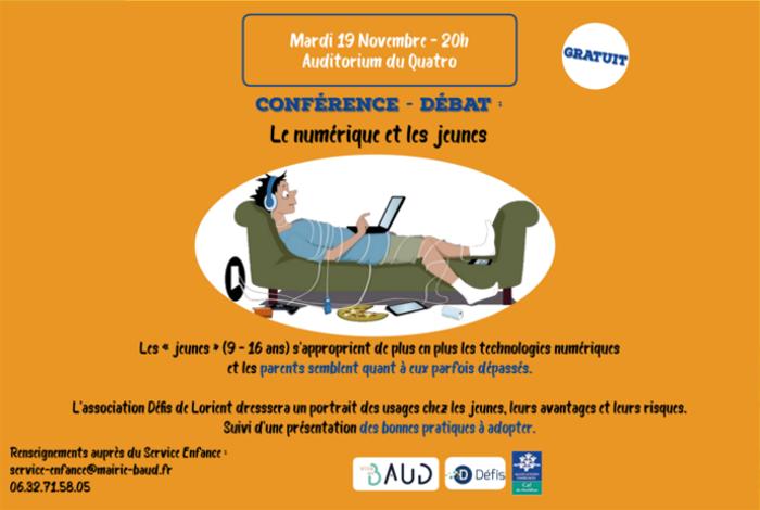 Conférence sur la Parentalité «le numérique et les jeunes»