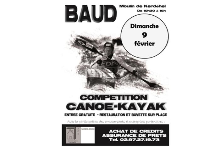 Championnat départemental de canoë-kayak