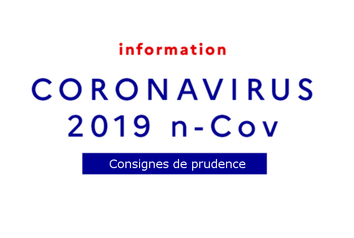 Covid-19 : prudence…