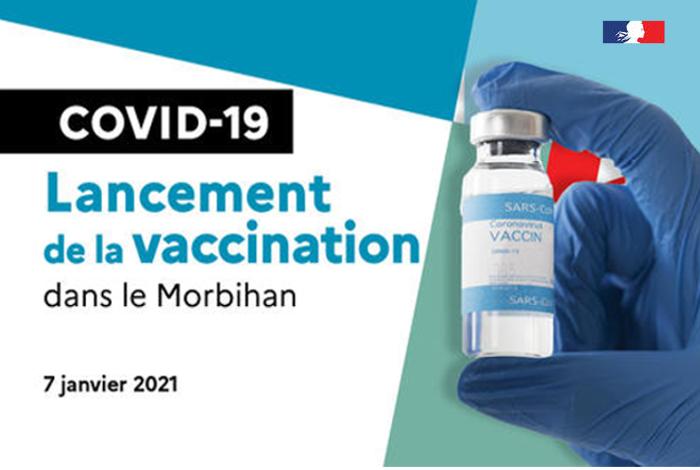 Covid-19 – Campagne de Vaccination