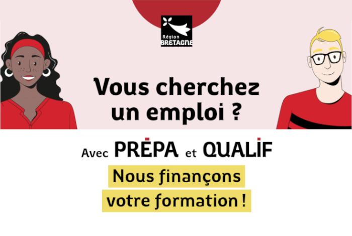 La région Bretagne finance votre formation !