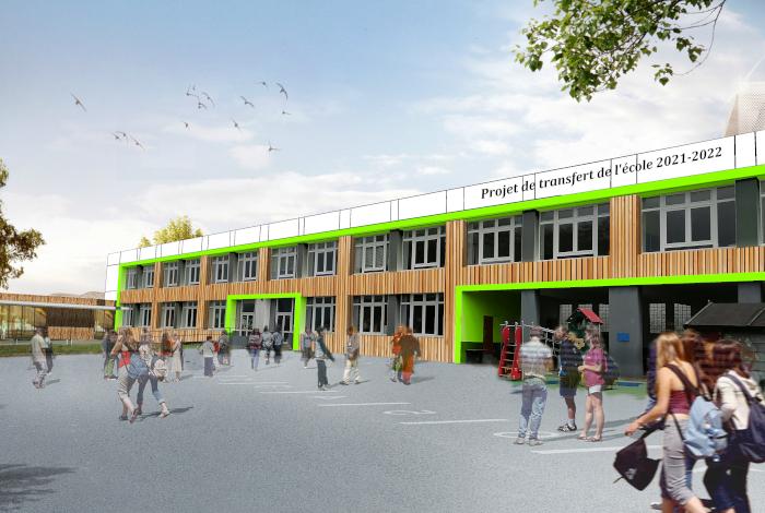 École publique du Centre